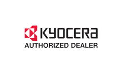 Kyocera Authorized Dealer logo